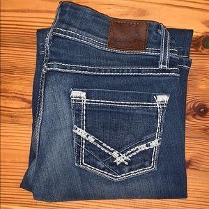 BKE Denim Stella Flare Jean, 25x32 *NWOT* $99 MSRP